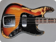 Fender Jazz Bass 1973 3 tone Sunburst