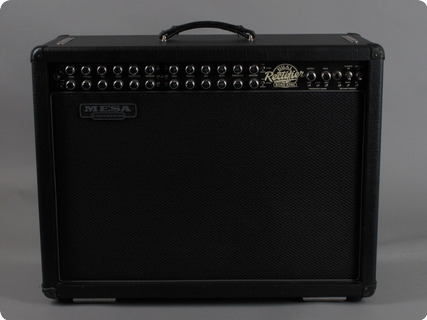 Mesa Boogie Dual Rectifier / Road King 2003 Black