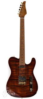 Suhr Custom T Flamed Maple Andre Nieri Inspired
