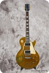 Gibson Les Paul Standard 1957 Gold Top