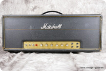 Marshall Super Lead Bass 1972 Black
