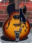 Gibson ES 225T 1958 Sunburst Finish