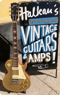 Gibson Les Paul / Refin 1956 Goldtop