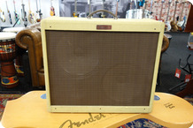 Fender Blues DeVille 2 Channel 60 Watt 2x12 Tweed Made In The USA 220 Volt Version EU Tweed