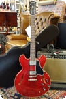 Gibson Gibson 1961 ES 335 Reissue VOS Sixties Cherry 2020 Sixties Cherry