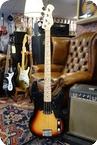 Harley Benton PB 50 Bass Guitar Sunburst