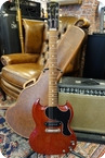 Gibson Les Paul Junior SG OHSC 1963 Cherry