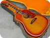 Gibson Hummingdove 1963-Sunburst