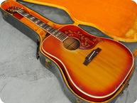 Gibson Hummingdove 1963 Sunburst