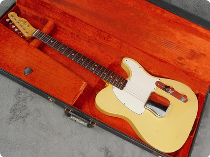 Fender Esquire 1967 Olympic White