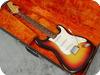 Fender Stratocaster 1966-Sunburst