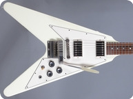 Gibson 67 Flying V 2009 White
