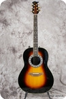 Ovation Model 1617 Legend Sunburst