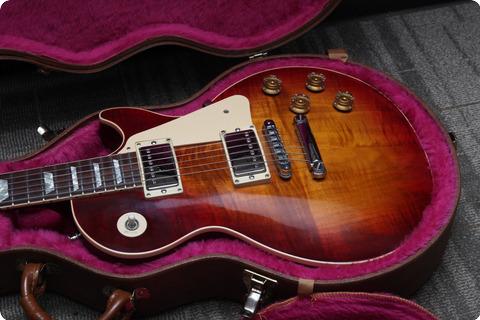 Gibson Les Paul Standard (unusually Flamed) 1989 Sunburst