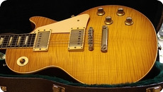 Real Guitars Custom Build 59 Burst 2014 Goldie Burst