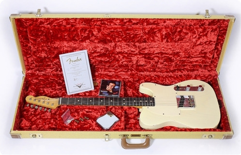 Fender John English Masterbuilt Esquire Proto  2005