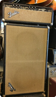 Fender Bassman Amp 1965 Black Face