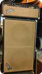 Fender Bassman Amp 1965 Black Face