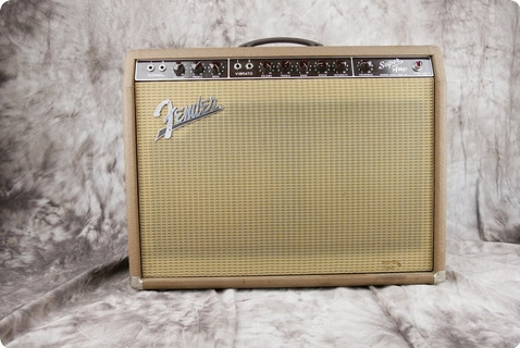 Fender Super Amp 1961 Brown