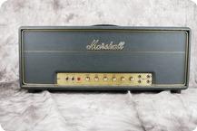 Marshall-Super Lead 100-1970-Black