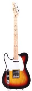 Fender Telecaster 70s Traditional Lefty 2017 Sunburst
