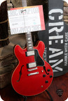 Gibson Eric Clapton Crossroads ES 335 2005 Cherry Red
