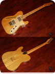 Fender Thinline 1973 Natural