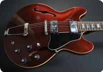 Gibson ES 335 Sparkling Burgundy 1966