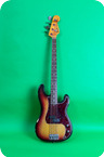 Fender Precision Bass 1969 Sunburst