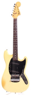 Fender Mustang 1978 Olympic White