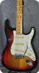 Fender Stratocaster Poplar Only 36 Kg 1971 3 Tone Sunburst