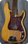 Fender Precision Bass Lightweight 36 Kg 1974 Natural