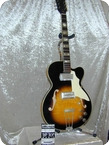 Kay Hollowbody Swingmaster K 762 Sunburst