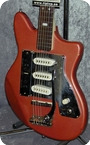 Guyatone Solidbody. Made In JAPAN