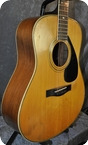 Yamaha L 20A Acoustic Steelstring 1981