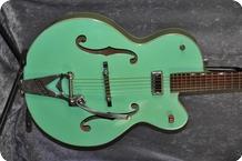 Gretsch Anniversary Model 6125 1961 2 Tone Smoke Green