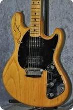 Music Man Stingray II 1976 Natural