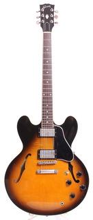 Gibson Es 335 Dot Reissue Yamano 1995 Sunburst