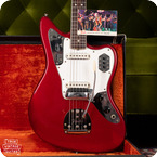 Fender Jaguar 1966 Candy Apple Red Metallic