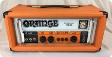 Orange OR50 40th Anniversary