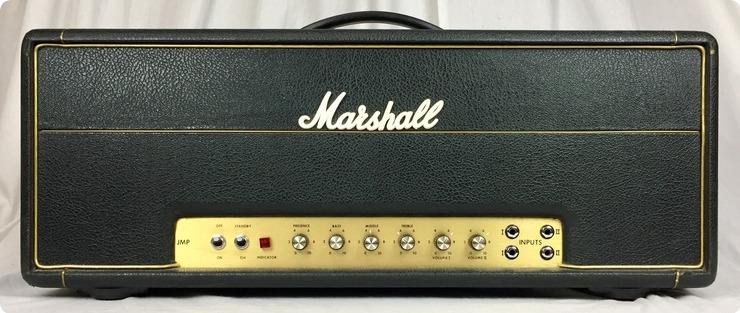 Marshall 1973 Model 1992 Jmp Super Bass 100w 1973