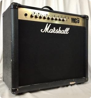 Marshall 2009 Mg100fx 2009