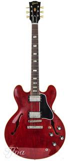 Gibson Custom 63 Es335 Reissue Antique Viking Red 2019