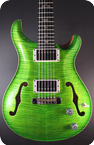 Paul Reed Smith Prs Hollowbody II Artist Package 2020 Eriza Verde