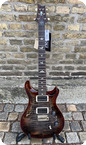 Paul Reed Smith Prs Custom 24 35th Anniversary 2020 Charcoal Cherry Burst