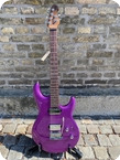 Ernie Ball Music Man LIII HH 2020 Fuschia Sparkle