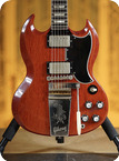 Gibson SG Ex Robben Ford 1963 Cherry