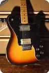 Fender Telecaster Deluxe 1976 Sunburst
