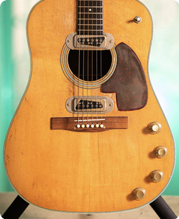 Martin D28e Ex. Noel Gallagher 1963 Natural
