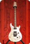 Paul Reed Smith Prs Blood Splattered 2012 Blood Splattered